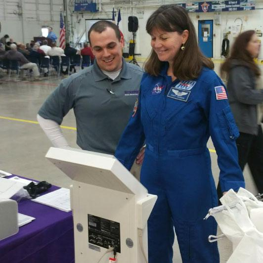 How InBody Helped NASA Johnson Space Center's Workforce Wellness Program Have a REcord Breaking