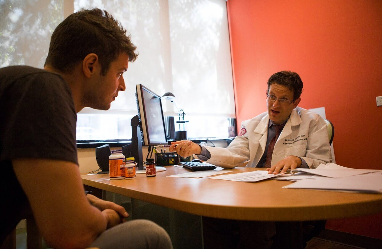 How the Alzheimer's Prevention Clinic Used Body Composition to Improve Patient Outcomes