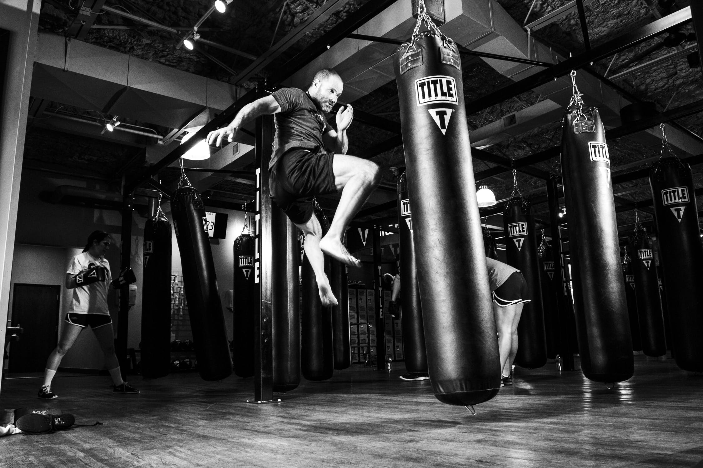 How You Can Benefit from Concurrent Training