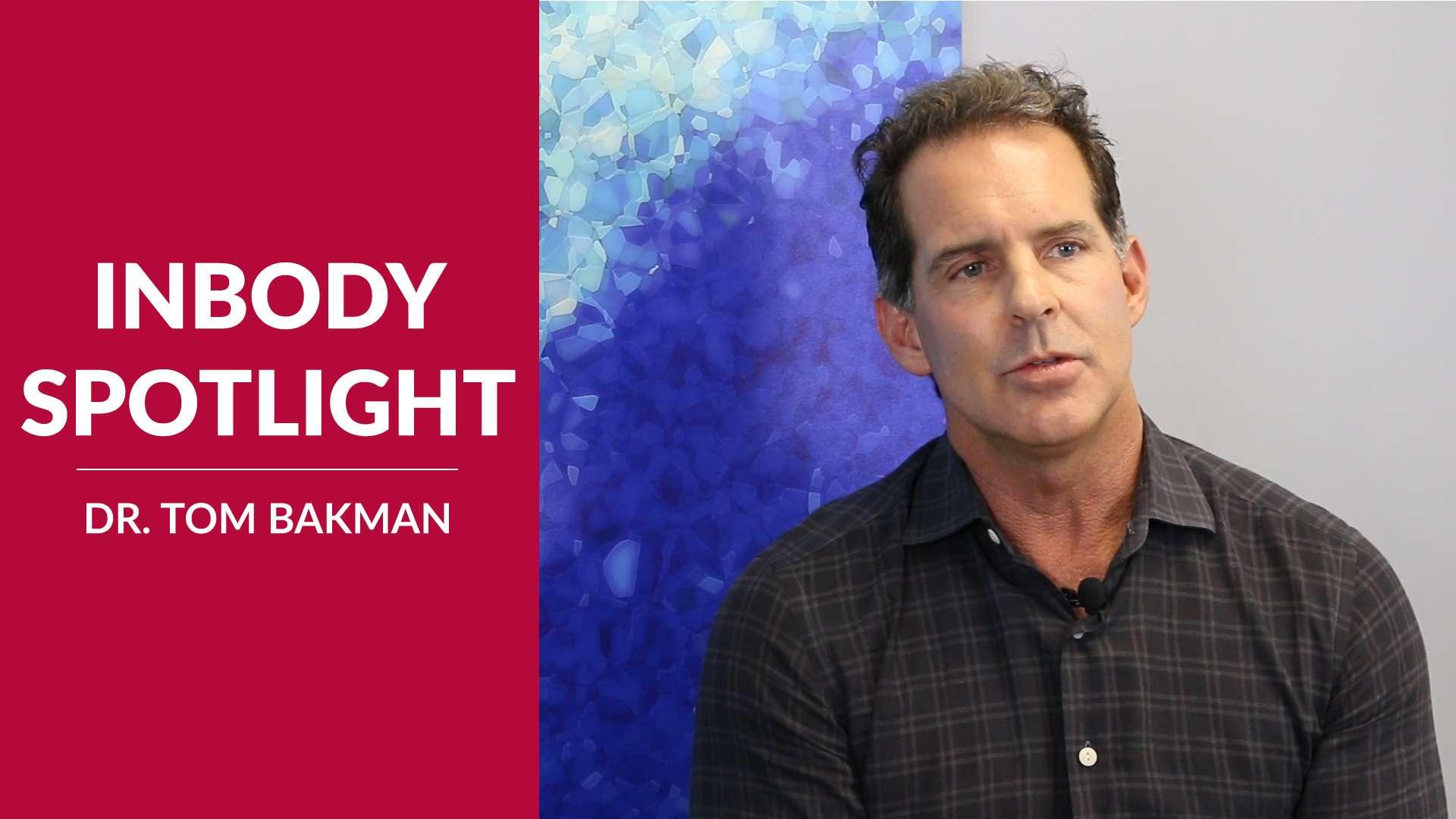 inbody spotlight video thumbnail dr tom bakman restoration healthcare