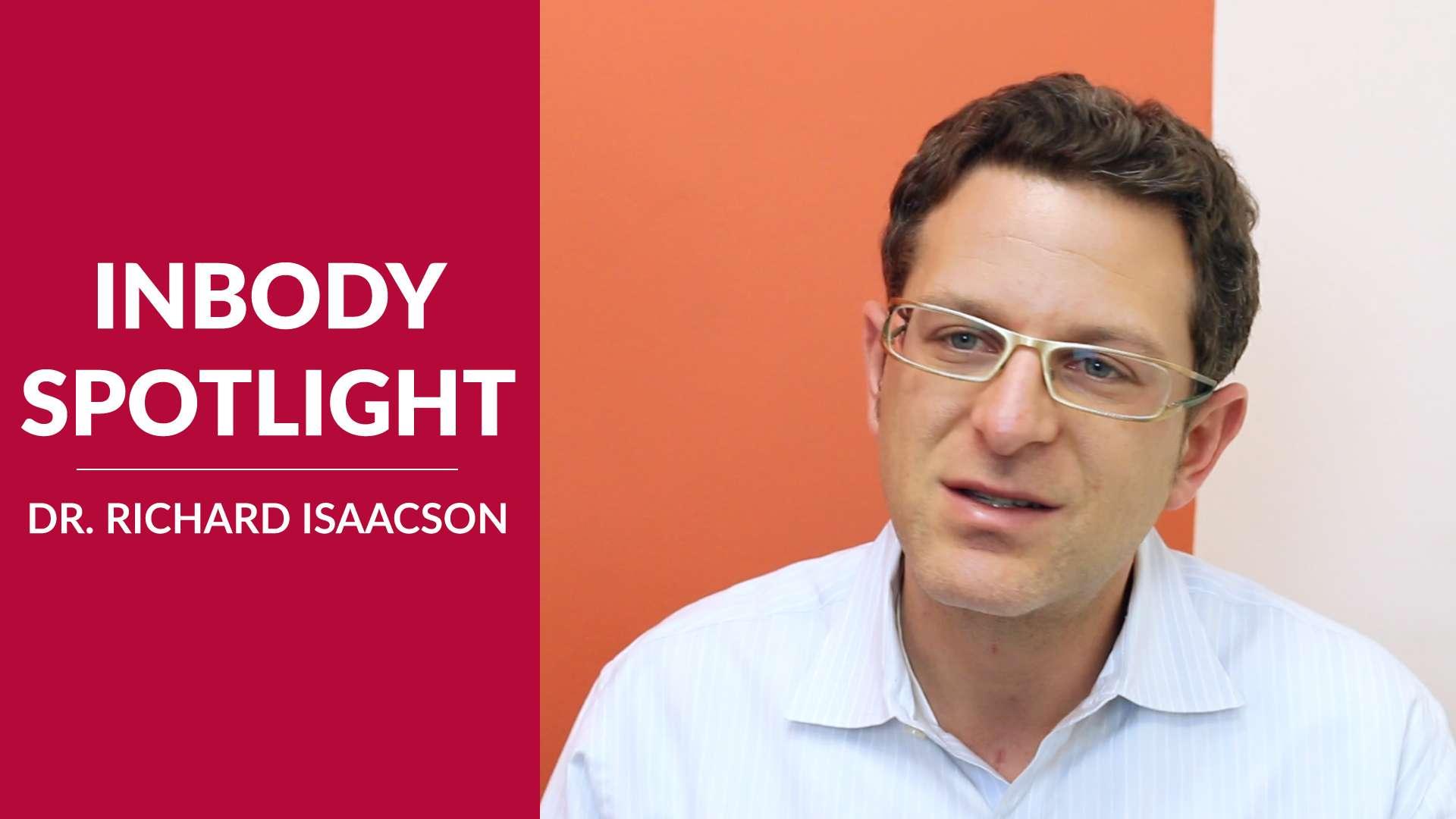 inbody spotlight video thumbnail dr. richard isaacson