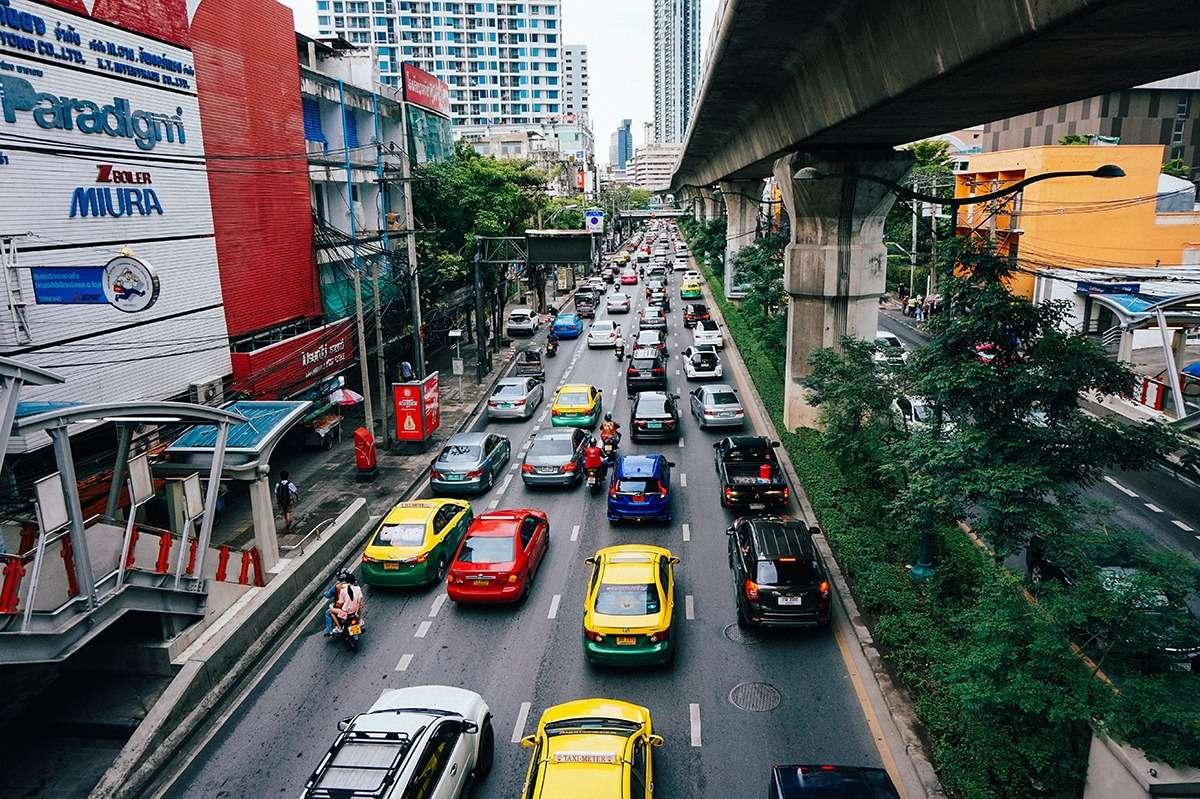 traffic cogestion