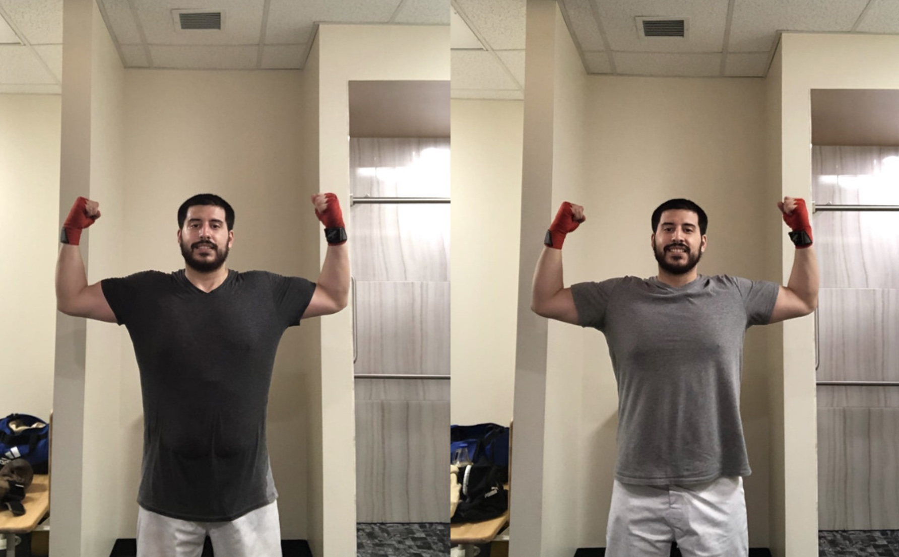 """""""Keeping your head in the game"""" – My Body Composition Transformation Story"""